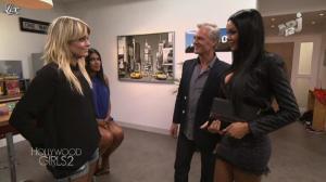 Caroline Receveur, Ayem et Nabilla Benattia dans Hollywood Girls - 25/09/12 - 09