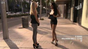 Caroline Receveur et Nabilla Benattia dans Hollywood Girls - 30/10/12 - 01