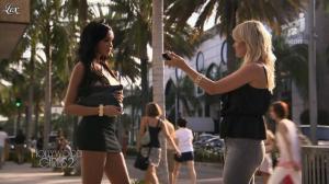 Caroline Receveur et Nabilla Benattia dans Hollywood Girls - 30/10/12 - 08