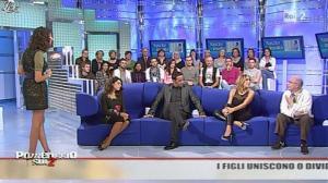 Caterina Balivo et Guendalina Canessa dans Pomeriggio Sul Due - 19/10/10 - 08