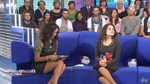 Caterina Balivo dans Pomeriggio Sul Due - 19/10/10 - 02