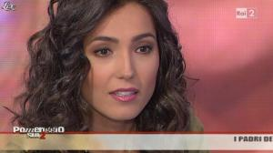 Caterina Balivo dans Pomeriggio Sul Due - 19/10/10 - 09