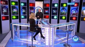 Cécile De Menibus chez Morandini - 16/03/11 - 01