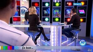 Cécile De Menibus chez Morandini - 16/03/11 - 05