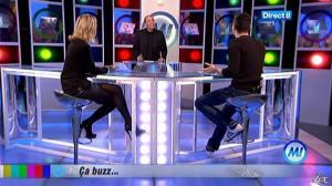 Cécile De Menibus chez Morandini - 16/03/11 - 06