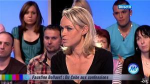 Cécile De Menibus chez Morandini - 16/03/11 - 07