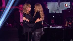 Céline Dion et Chimène Badi dans le Grand Show vu des Coulisses - 04/01/13 - 081