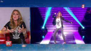 Céline Dion au JT de 20h - 24/11/12 - 02