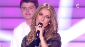 Céline Dion dans Simplement pour un Soir - 12/01/13 - 12