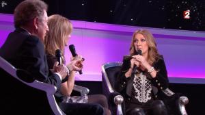 Céline Dion et Véronic Dicaire dans le Grand Show vu des Coulisses - 04/01/13 - 025