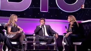 Céline Dion et Véronic Dicaire dans le Grand Show vu des Coulisses - 04/01/13 - 035