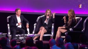 Céline Dion et Véronic Dicaire dans le Grand Show vu des Coulisses - 04/01/13 - 054