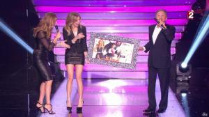 Céline Dion et Véronic Dicaire dans le Grand Show vu des Coulisses - 04/01/13 - 102
