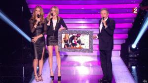 Céline Dion et Véronic Dicaire dans le Grand Show vu des Coulisses - 04/01/13 - 104