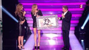 Céline Dion et Véronic Dicaire dans le Grand Show vu des Coulisses - 04/01/13 - 105