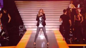 Céline Dion dans le Grand Show vu des Coulisses - 04/01/13 - 008