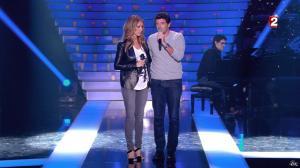 Céline Dion dans le Grand Show vu des Coulisses - 04/01/13 - 032