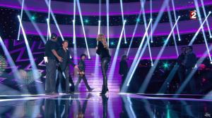 Céline Dion dans le Grand Show vu des Coulisses - 04/01/13 - 037