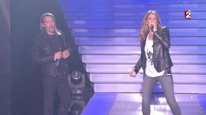 Céline Dion dans le Grand Show vu des Coulisses - 04/01/13 - 058