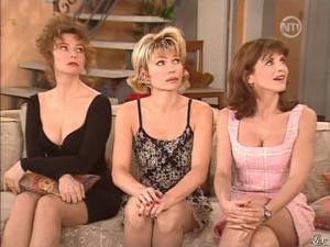 Christiane Jean, Karen Cheryl et Patricia Elig dans les Nouvelles Filles d'a Cote - 07/07/12 - 28