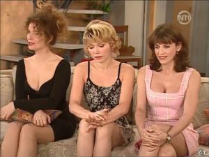 Christiane Jean, Karen Cheryl et Patricia Elig dans les Nouvelles Filles d'a Cote - 07/07/12 - 29