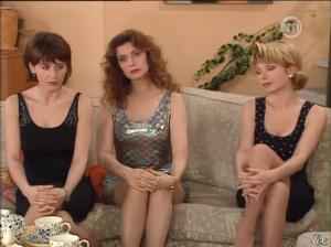 Christiane Jean, Karen Cheryl et Patricia Elig dans les Nouvelles Filles d'a Cote - 08/07/12 - 11
