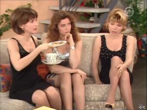 Christiane Jean, Karen Cheryl et Patricia Elig dans les Nouvelles Filles d'a Cote - 08/07/12 - 12