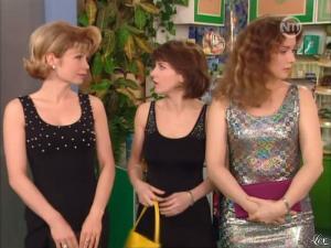 Christiane Jean, Karen Cheryl et Patricia Elig dans les Nouvelles Filles d'a Cote - 08/07/12 - 13