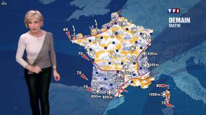 Evelyne Dhéliat à la Météo de 20h - 04/12/12 - 02