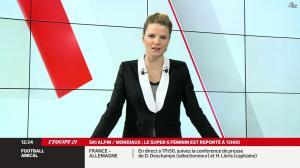 France Pierron dans Menu Sport - 05/02/13 - 05