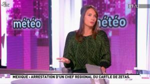 Julia Vignali dans la Matinale - 13/10/11 - 01