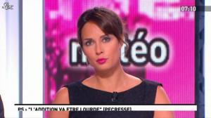 Julia Vignali dans la Matinale - 17/10/11 - 01