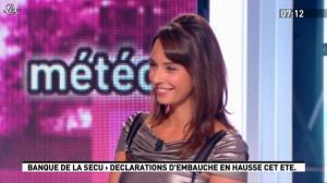Julia Vignali dans la Matinale - 22/09/11 - 04