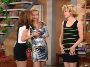 Karen Cheryl, Patricia Elig et Marie Chevalier dans les Nouvelles Filles d'a Cote - 07/07/12 - 04