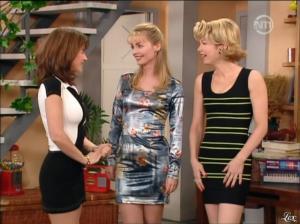 Karen Cheryl, Patricia Elig et Marie Chevalier dans les Nouvelles Filles d'a Cote - 07/07/12 - 07