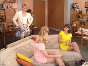Karen Cheryl, Patricia Elig et Marie Chevalier dans les Nouvelles Filles d'a Cote - 07/07/12 - 18