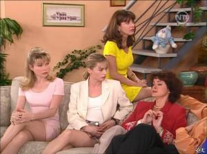 Karen Cheryl, Patricia Elig et Marie Chevalier dans les Nouvelles Filles d'a Cote - 07/07/12 - 20