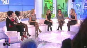 Laurence Ferrari, Caroline Ithurbide et Audrey Pulvar dans le Grand 8 - 28/11/12 - 01