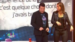 Laury Thilleman dans Fideles au Poste - 06/12/12 - 04