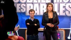 Laury Thilleman dans Fideles au Poste - 06/12/12 - 05