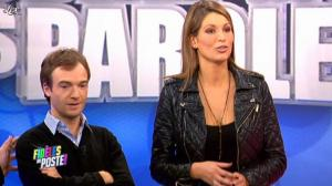 Laury Thilleman dans Fideles au Poste - 06/12/12 - 06