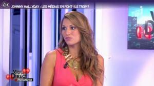 Laury Thilleman dans Vous Etes En Direct - 29/08/12 - 10