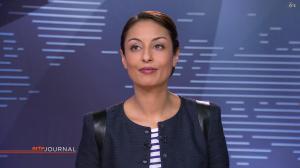 Leïla Kaddour Boudadi dans le Journal d'Arte - 02/01/13 - 02