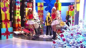Les Gafettes, Doris Rouesne et Nadia Aydanne dans le Juste Prix - 18/12/12 - 03