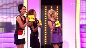 Les Gafettes, Fanny Veyrac, Doris Rouesne et Nadia Aydanne dans le Juste Prix - 04/12/12 - 05