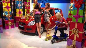 Les Gafettes, Fanny Veyrac, Doris Rouesne et Nadia Aydanne dans le Juste Prix - 27/09/12 - 03