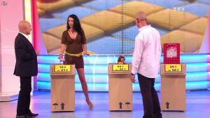 Fanny Veyrac dans le Juste Prix - 03/12/12 - 01