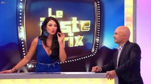 Fanny Veyrac dans le Juste Prix - 15/10/12 - 05