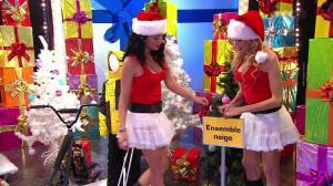 Les Gafettes, Fanny Veyrac et Nadia Aydanne dans le Juste Prix - 18/12/12 - 04