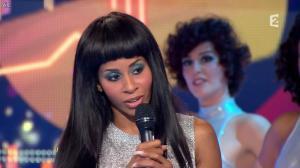 Mia Frye dans Champs Elysees - 10/03/12 - 04